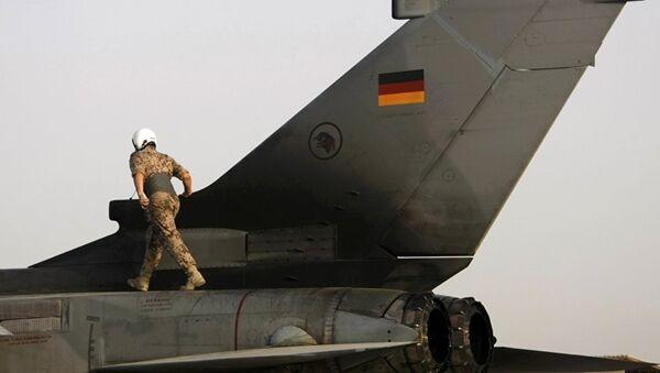 Almanya ordu, asker - Sputnik Türkiye