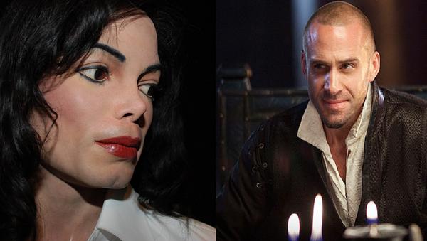 Michael Jackson - Joseph Fiennes - Sputnik Türkiye