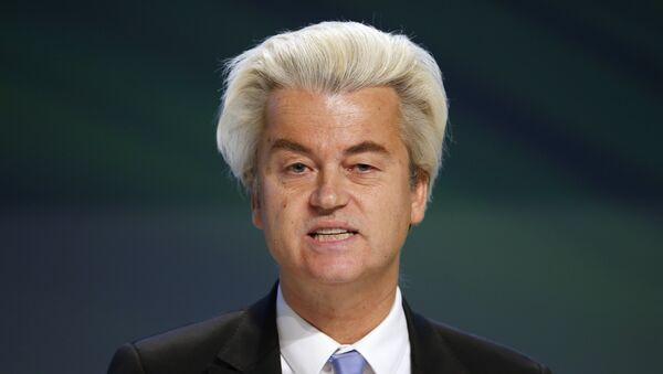 Geert Wilders - Sputnik Türkiye