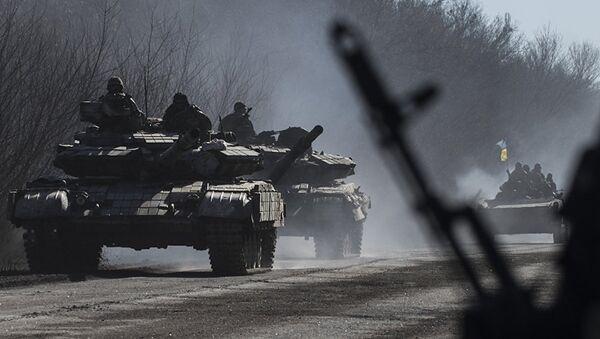 Ukrayna ordusunda ekipman kayıpları devam ediyor. - Sputnik Türkiye