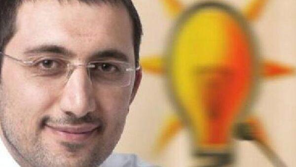 Cumhurbaşkanı Recep Tayyip Erdoğan'ın Başdanışmanı Mustafa Akış - Sputnik Türkiye