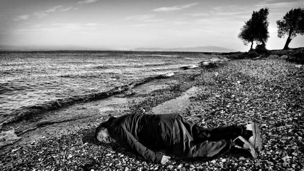 Ai Weiwei-Aylan Kurdi - Sputnik Türkiye