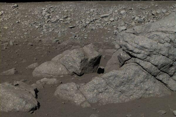 Çin, Ay'ın HD fotoğraflarını yayınladı - Sputnik Türkiye