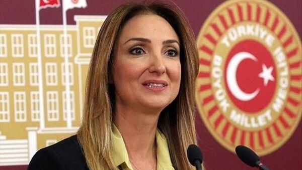 CHP Ankara Milletvekili Aylin Nazlıaka - Sputnik Türkiye