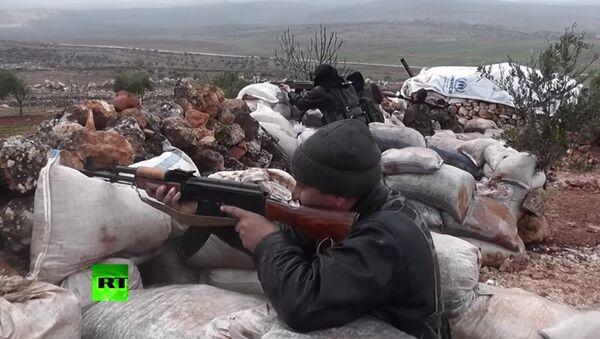 Halep (video haber) - Sputnik Türkiye