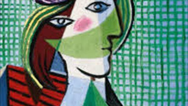 Picasso, Sotheby's müzayedesine damgasını vurdu - Sputnik Türkiye