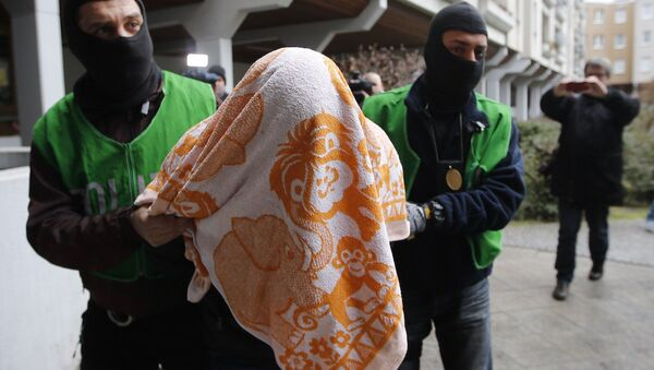 Alman polisinden radikal İslamcılara operasyon - Sputnik Türkiye