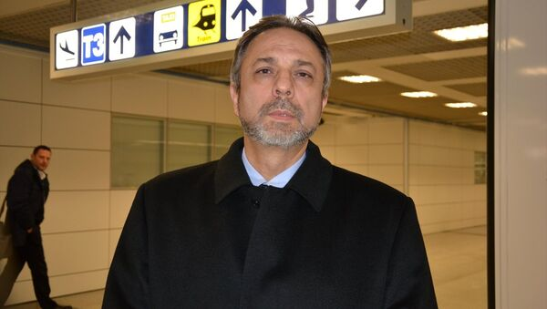 Türkiye'nin Vatikan Büyükelçisi Prof. Mehmet Paçacı - Sputnik Türkiye
