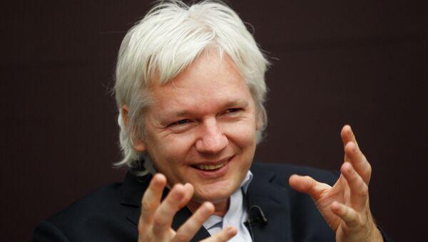 WikiLeaks kurucusu Julian Assange - Sputnik Türkiye