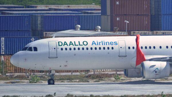 Daallo Havayolları - Sputnik Türkiye