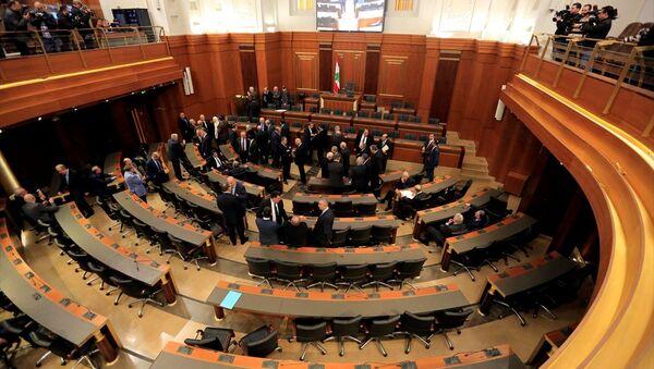 Lübnan Meclisi - Sputnik Türkiye