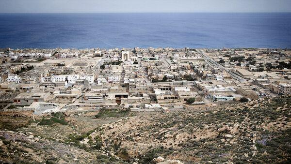 Libya'nın Derna kenti - Sputnik Türkiye