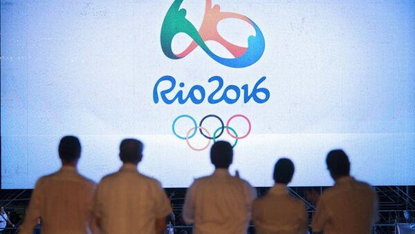 2016 Rio Olimpiyatları - Sputnik Türkiye