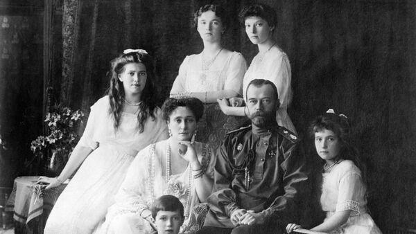 Çar 2. Nikolay ve ailesi - Sputnik Türkiye