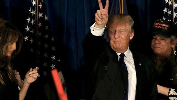 ABD başkan aday adayı Donald Trump - Sputnik Türkiye