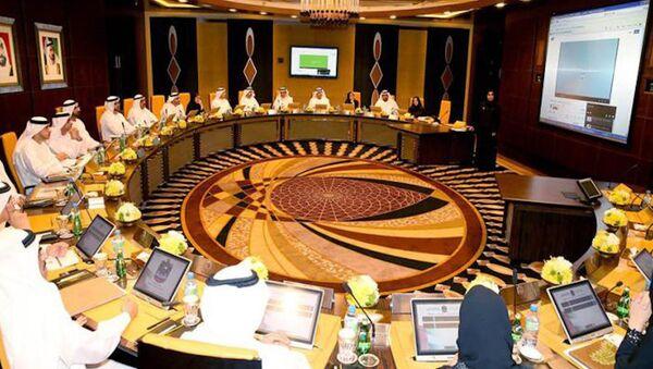 Birleşik Arap Emirlikleri (BAE) Kabinesi - Sputnik Türkiye