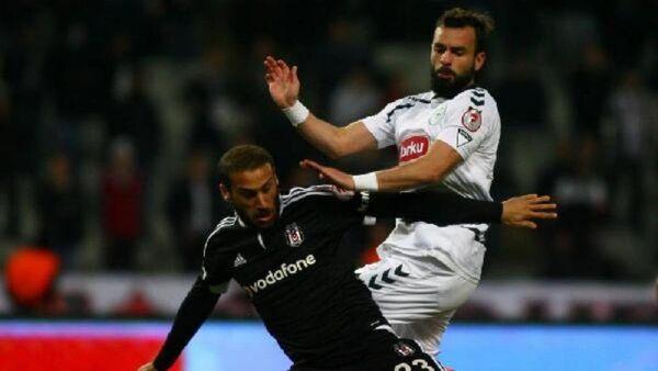 Torku Konyaspor - Beşiktaş - Sputnik Türkiye