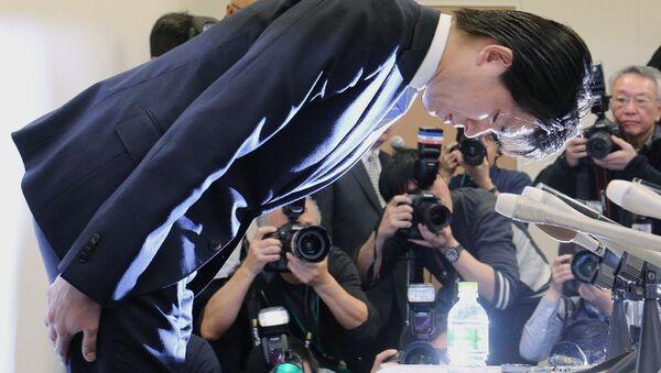 Japonya Liberal Demokrat Parti milletvekillerinden Kensuke Miyazaki - Sputnik Türkiye