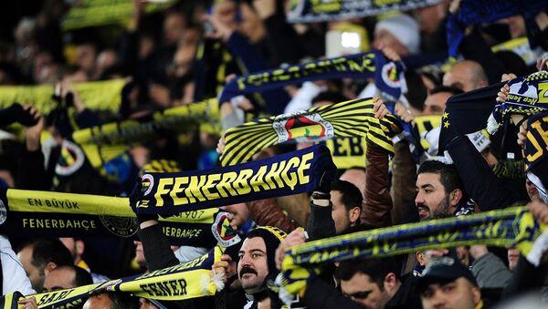 Fenerbahçe taraftarı - Sputnik Türkiye