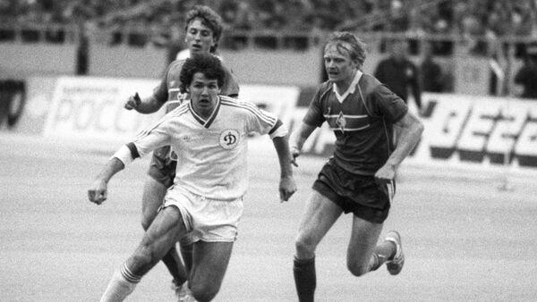 Eski İstanbulspor ve Rus milli takımını oyuncusu Oleg Salenko - Sputnik Türkiye