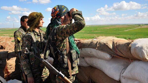 YPG, PYD, Kürt güçleri - Sputnik Türkiye