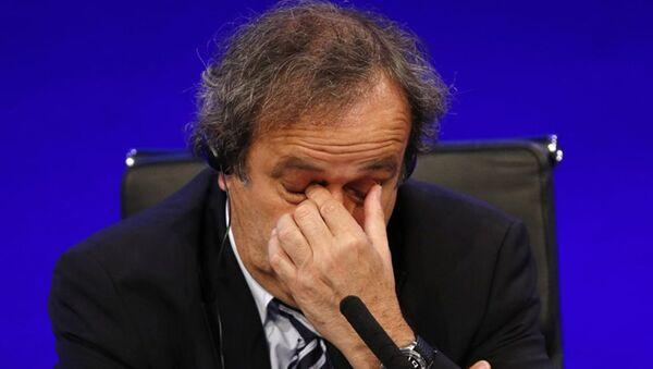 Michel Platini - Sputnik Türkiye