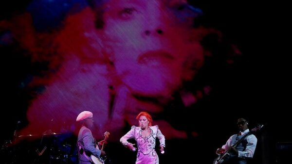 Lady Gaga- David Bowie - Sputnik Türkiye