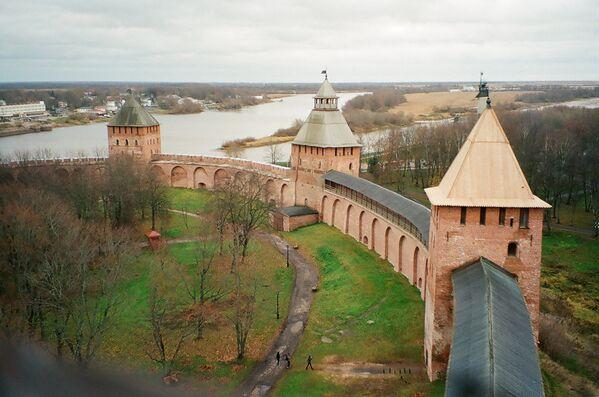 Veliky Novgorod Kremlini - Sputnik Türkiye