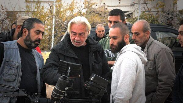 Suriye'nin ünlü yönetmeni Necdet Anzur - Sputnik Türkiye