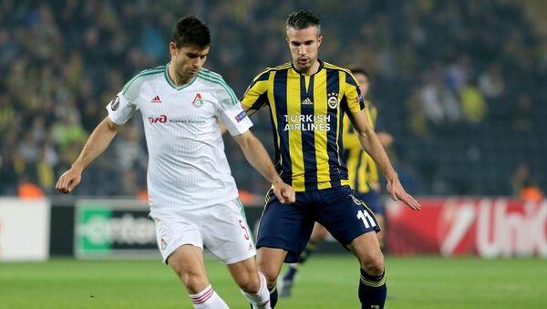 Fenerbahçe-Lokomotiv Moskova - Sputnik Türkiye