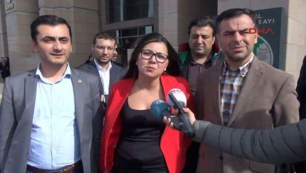 CHP üyesi Sera Kadıgil - Sputnik Türkiye