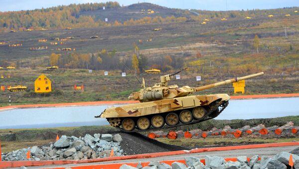 T-90 tankı - Sputnik Türkiye