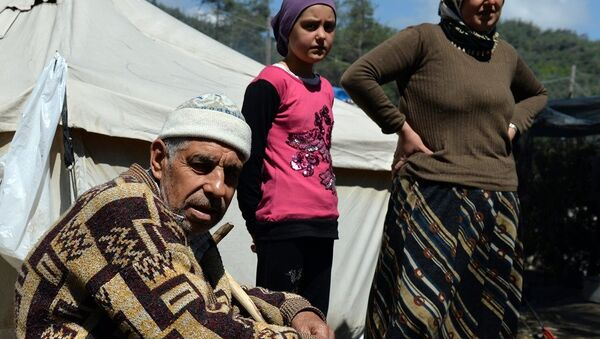 Suriye'deki Türkmenler - Sputnik Türkiye