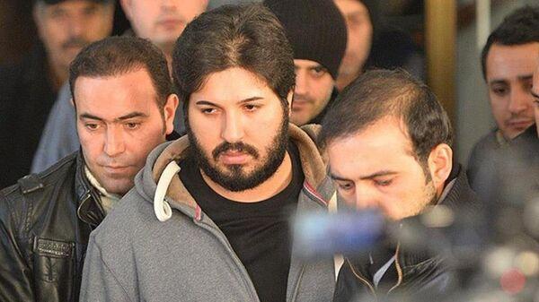 Reza Zarrab - Sputnik Türkiye