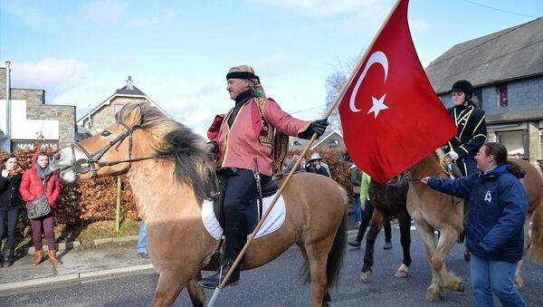 Belçika'nın 'Türk köyü'nde karnaval coşkusu - Sputnik Türkiye