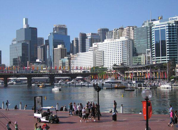 Avustralya'nın en büyük şehri Sidney 5. sırada yer aldı. - Sputnik Türkiye