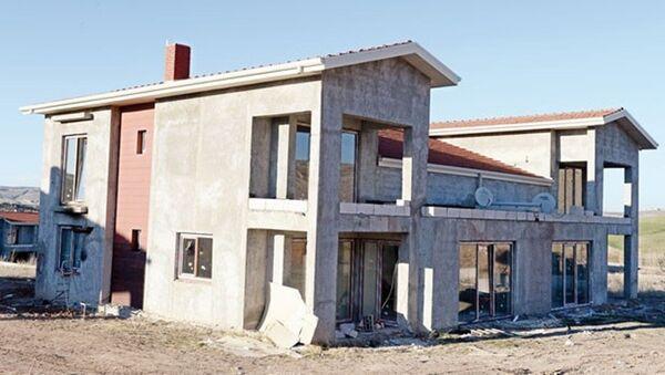Ankara bombasının hazırlandığı ev - Sputnik Türkiye