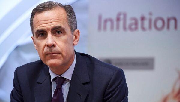 İngiltere Merkez Bankası Başkanı Mark Carney - Sputnik Türkiye