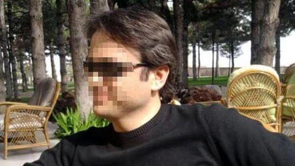 Kayseri'de tecavüz iddiasıyla tutuklanan öğretmen Bayram Özcan. - Sputnik Türkiye