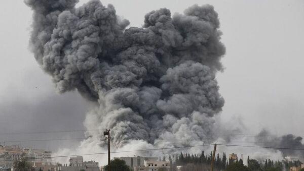 Suriye'deki çatışmalar - Sputnik Türkiye