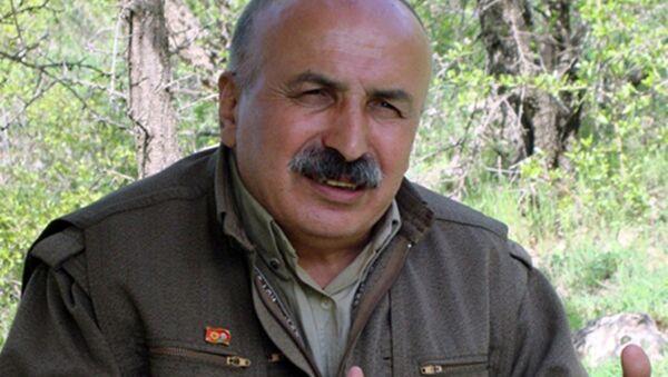 KCK Yürütme Konseyi Üyesi Mustafa Karasu - Sputnik Türkiye