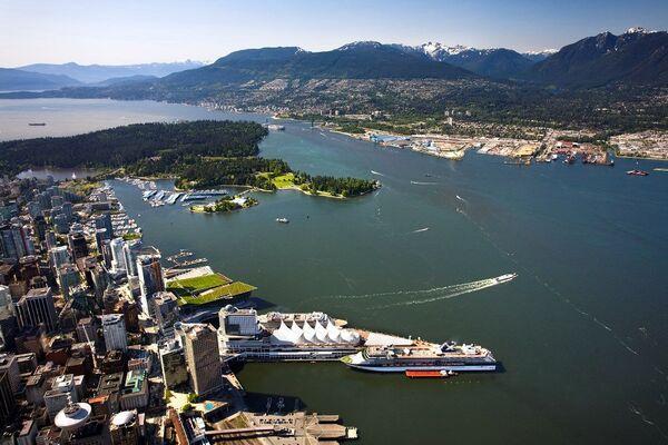 Kanada'nın Vancouver kenti 6. sırada yer aldı. - Sputnik Türkiye