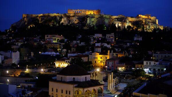 Yunanistan / Atina / Akropolis - Sputnik Türkiye