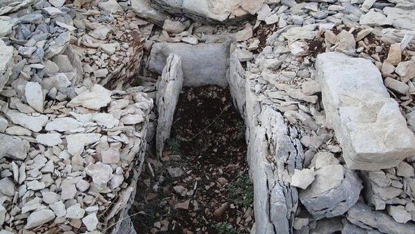 Eski Müslüman mezarlığı - Sputnik Türkiye