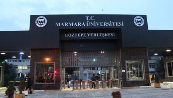 Marmara Üniversitesi - Sputnik Türkiye