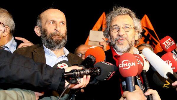 Can Dündar- Erdem Gül - Sputnik Türkiye