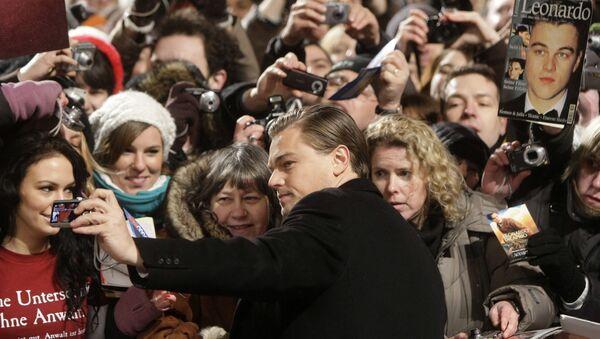 Leonardo DiCaprio'unun Oscar mücadelesi - Sputnik Türkiye