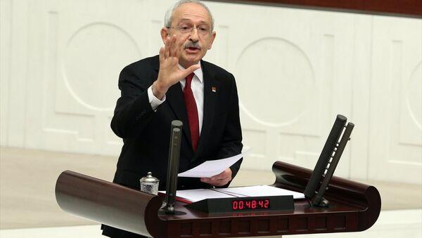 CHP Genel Başkanı Kemal KIlıçdaroğlu - Sputnik Türkiye