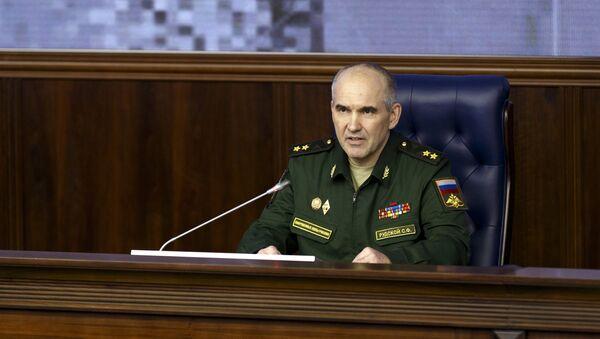 Rusya Genelkurmay Başkanlığı yetkilisi Sergey Rudskoy - Sputnik Türkiye