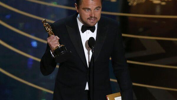 Leonardo DiCaprio - Sputnik Türkiye